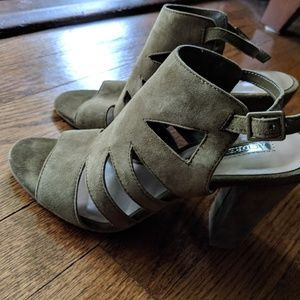 Audrey Brooke Cutout Heel
